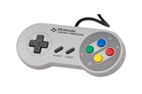 Super Famicom SNES Controller w/ Extension Cable - Super Nintendo | VideoGameX